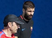 Valverde le ha hecho la vida más fácil a Piqué
