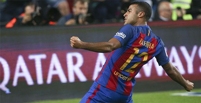 Rafinha salva a un Barça espeso en ataque