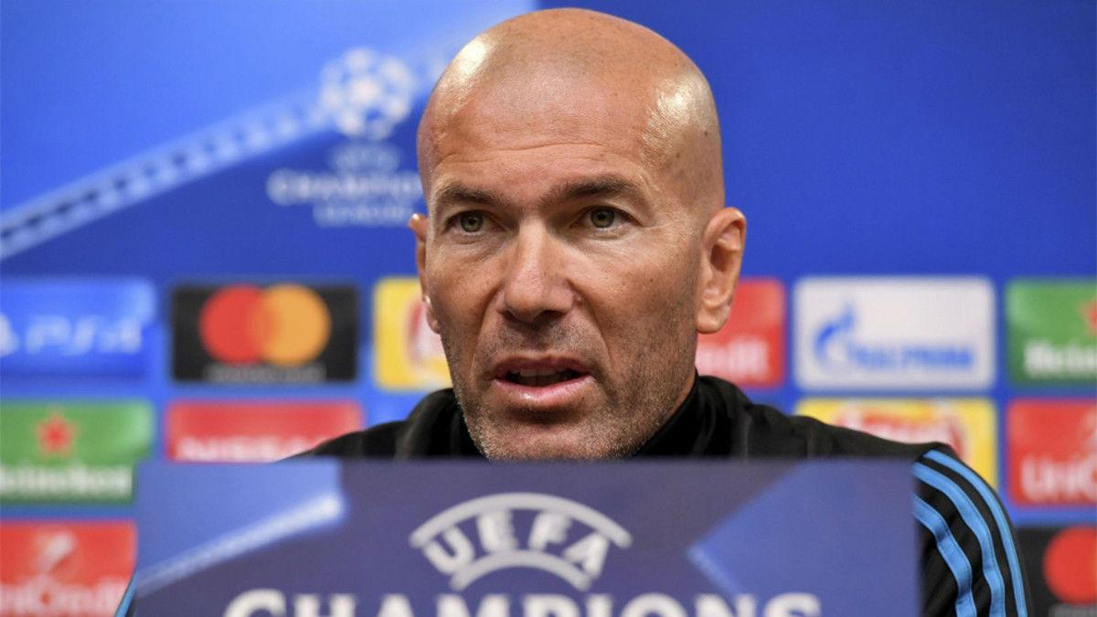Zidane: Es la primera final de grupo
