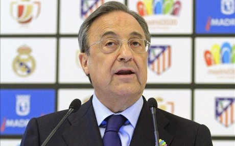Florentino dar explicaciones ante la prensa