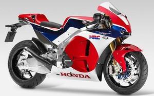Honda RC213V-S , �la moto de calle de Marc M�rquez!