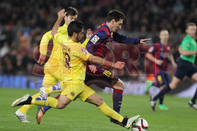 صور : مباراة برشلونة - فياريال 3-1 ( 11-02-2015 ) 1423690313925
