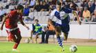 Enric Franquesa ha tenido muy pocas oportunidades en el Sabadell