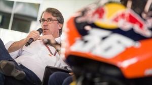 Stefan Pierer, máximo responsable deportivo de KTM