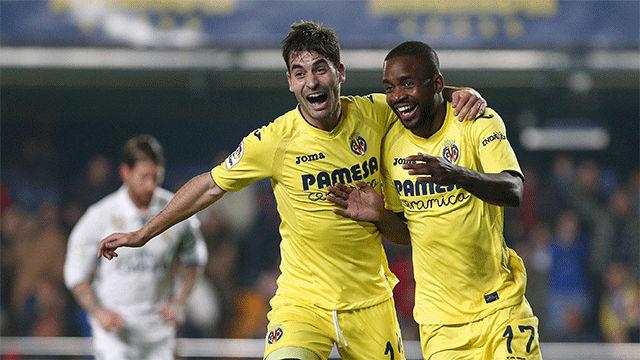 Video resumen: El gol de Bakambu en el Villarreal - Real Madrid (2-3). Jornada 24, Liga Santander