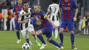 Juventus 3 - FC Barcelona 0