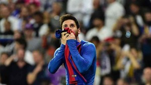 Messi quiere seguir en el Barcelona