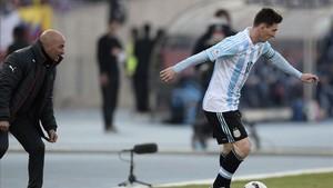 Messi y Sampaoli coincidirán en la selección argentina