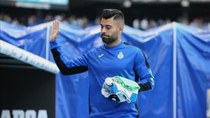 Rubén Duarte deja el Espanyol con destino a Vitoria