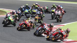 El Mundial de MotoGP llega a Holanda