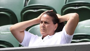 A Conchita Martínez no se le renovó el contrato