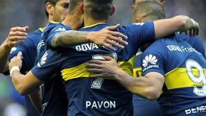 Boca Juniors aumenta su ventaja en Argentina