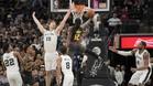 Gasol contribuyó al triunfo de los Spurs