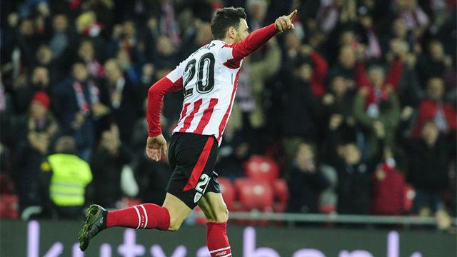LALIGA   Athletic - Villarreal (1-1): Aduriz marcó de cabeza