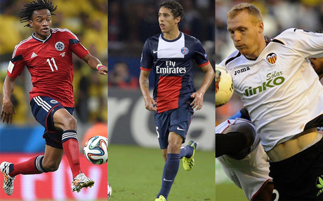 Barcelona still trying to sign €100m trio Marquinhos, Jeremy Mathieu and Juan Cuadrado [Sport]