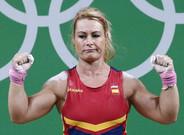 Lidia Valent�n, bronce en R�o 2016 y ahora, oro en Londres 2012