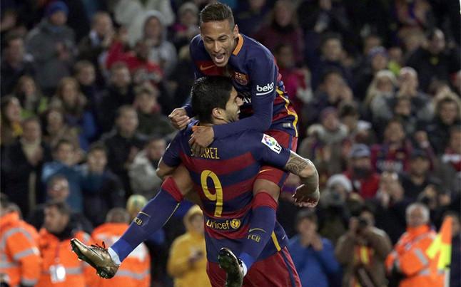 """Luis Su�rez: """"Neymar es muy mani�tico con su pelo"""""""