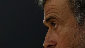 Luis Enrique Martínez, entrenador