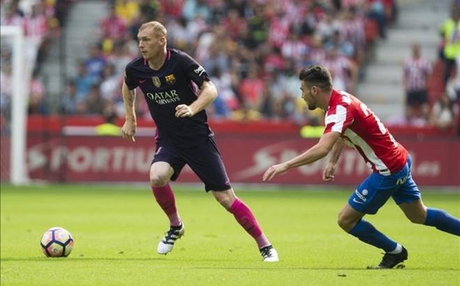 Mathieu se centrar� en el Barcelona