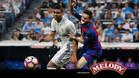 El 1x1 del Barcelona ante el Madrid