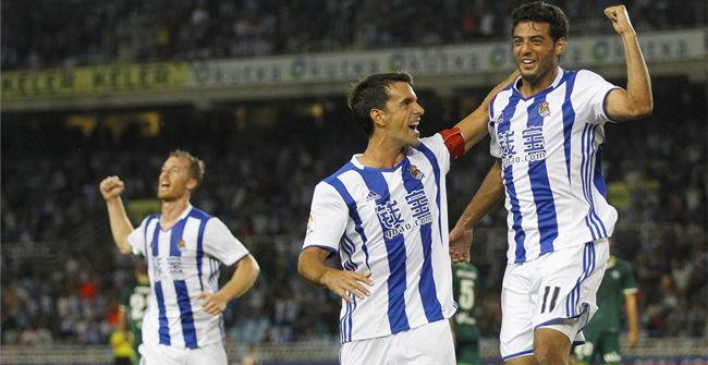 Real Sociedad, 1 - Betis, 0