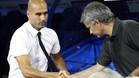 El reencuentro Guardiola-Mourinho, suspendido