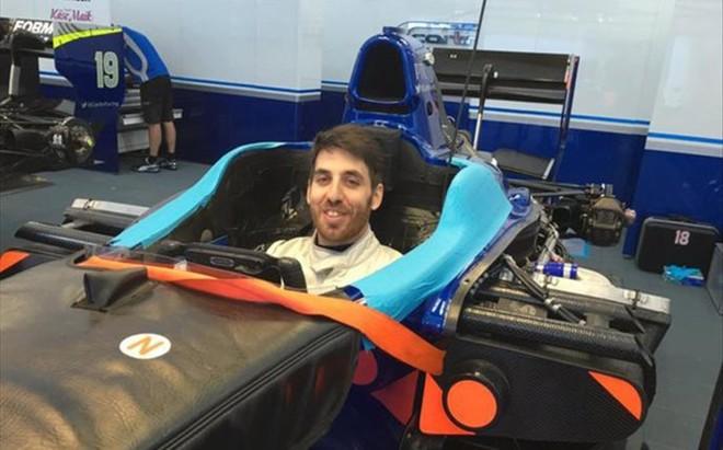 Sergio Canamasas ya es noveno en la general de GP2 Series