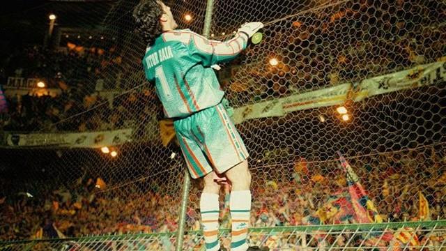 LAS IM�GENES DE LA FINAL DE LA COPA DEL REY 1997