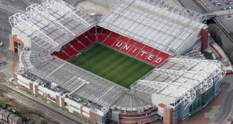 Old Trafford - Londres 2012