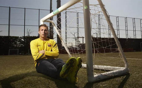 Liverpool & Spurs join the race to loan Barcelona starlet Gerard Deulofeu [Sport]