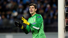 Courtois, �renovaci�n o al Bar�a?