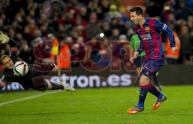 صور : مباراة برشلونة - أتليتيكو مدريد 1-0 ( 20-01-2015 )  1421883642935