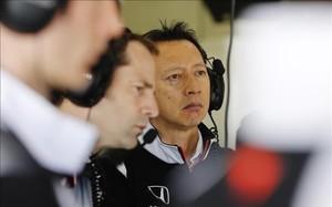 Yusuke Hasegawa, Honda Formula 1