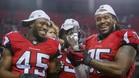 Los Falcons de Atlanta jugarán el Super Bowl contra los Patriots