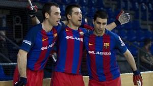 El Barça buscará un nuevo triunfo en hampions para asegurarse ser cabeza de grupo