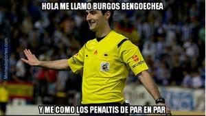 Los memes del Valencia - Real Madrid