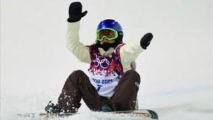 Queralt Castellet en los Juegos Olímpicos de Invierno en Sochi