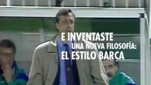 El video del Barça dedicado a Johan Cruyff