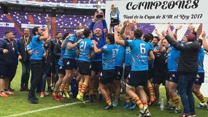La Santboiana se proclamó campeón de la Copa del Rey 2017