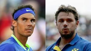 Sigue en directo la final de Roland Garros entre Rafa Nadal y Wawrinka