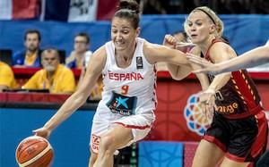Laia Palau es la capitana de un equipo de leyenda
