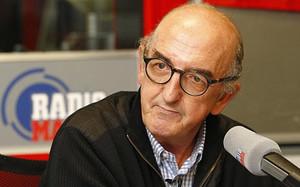 Jaume Roures, durante su entrevista en Radio Marca