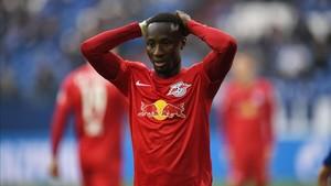 Naby Keita está a un paso de fichar por el Liverpool