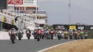 Intenso fin de semana de carreras en Montmeló