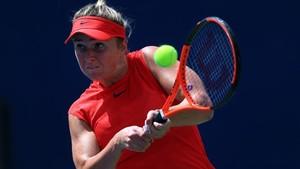 Svitolina no dio opción a Wozniacki en la final de Toronto