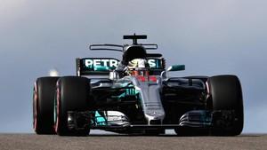 Hamilton, a ritmo de vuelta rápida en Austin