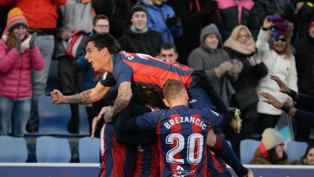 Resúmenes y Goles - Jornada 17 de la Liga 1|2|3 2017 - 2018