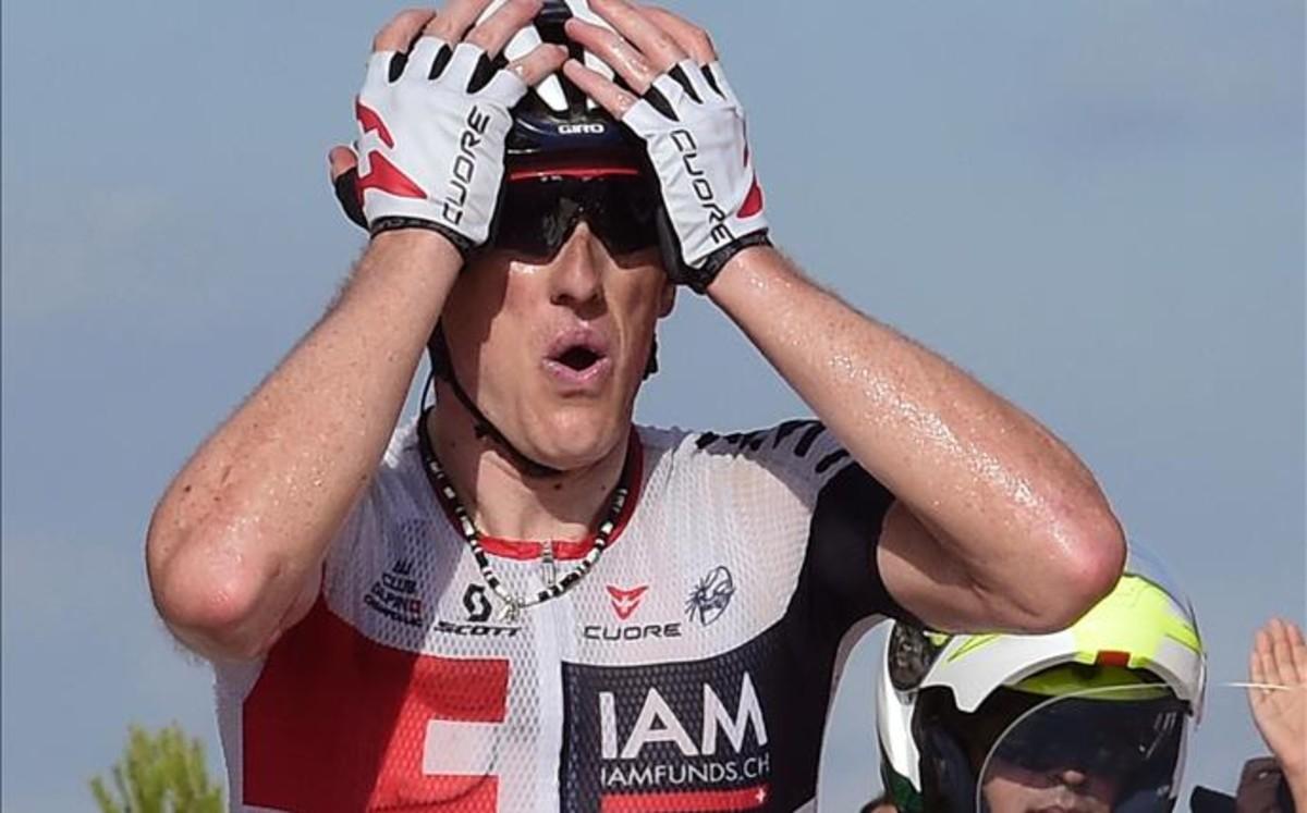Resumen de hoy de la etapa 17 de La Vuelta 2016