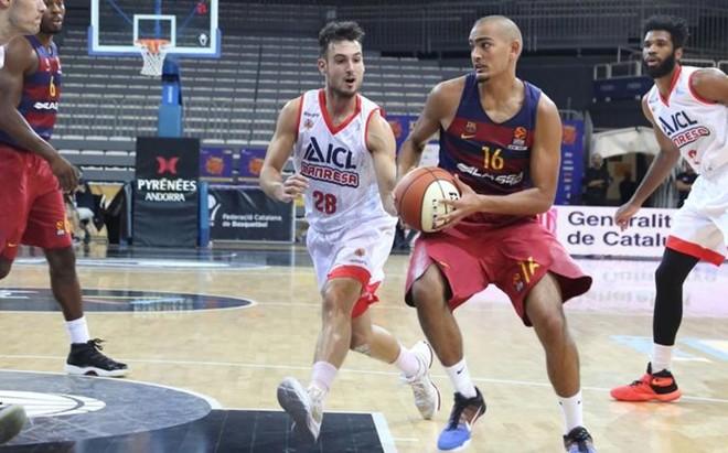 El Bar�a derr� su pretemporada conquistando la Lliga Catalana en Andorra ante el ICL Manresa