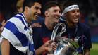 La UEFA piensa en una final de Champions lejos de Europa y apunta a Nueva York